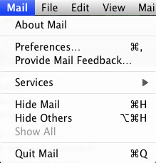 mac mail setup