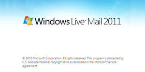 windows live mail setup