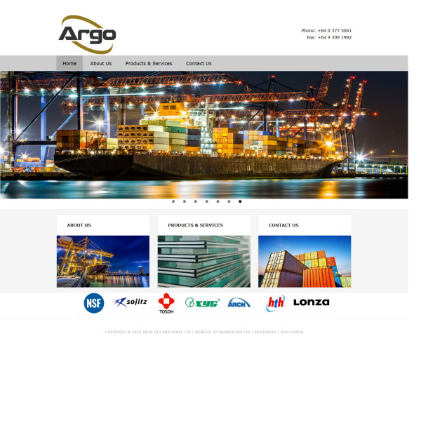 Argo International New Zealand